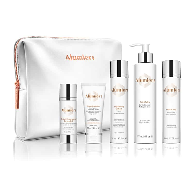 Brightening Collection Alumier MD